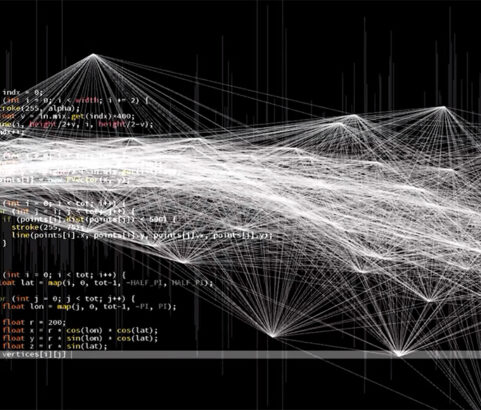 Kesson (live coding visuals)