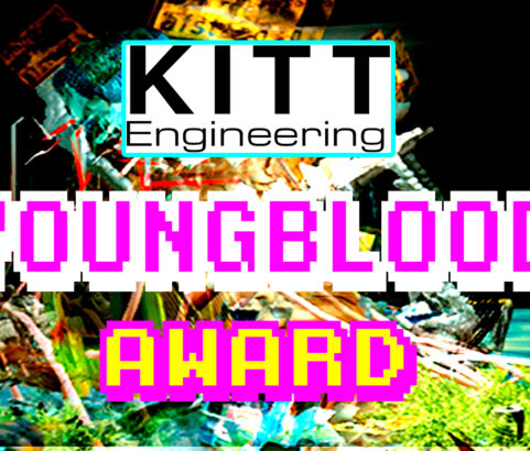 KITT YOUNGBLOOD Award